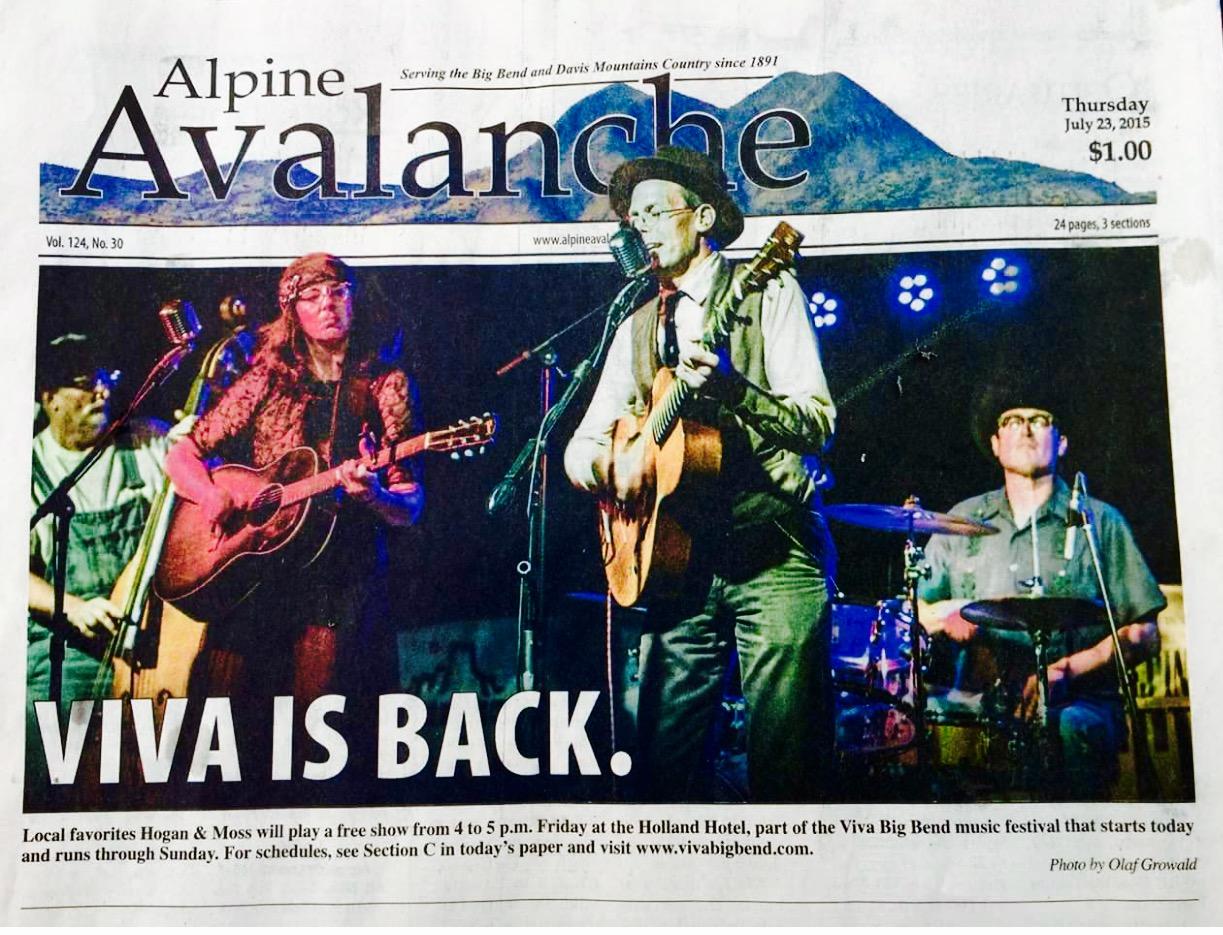 Alpine Avalanche Cover, Jul 23, 2015
