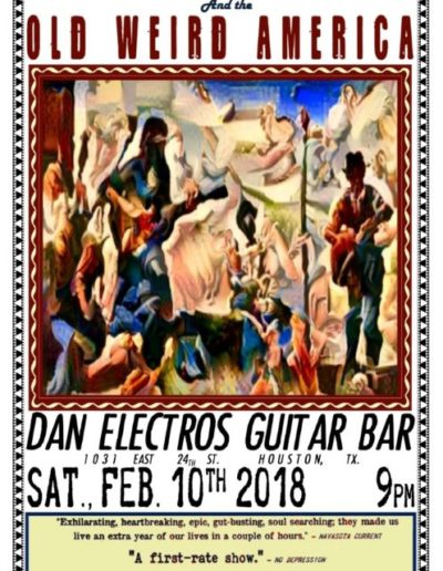 DAN ELECTROS GUITAR BAR